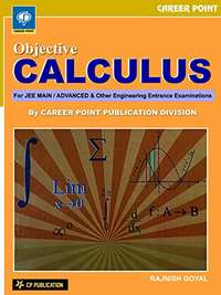 Objective Calculus For JEE Main by Career Point Kota - Shaalaa.com