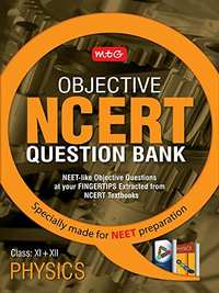 Objective NCERT Question Bank for NEET - Physics - Shaalaa.com