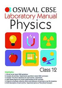 Oswaal CBSE Laboratory Manual for Class 12 Physics - Shaalaa.com