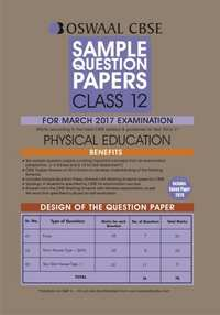 Oswaal cbse sample question papers for class 12 physical education oswaal cbse sample question papers for class 12 physical education for 2017 exams malvernweather Gallery