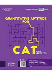 Quantitative Aptitude for CAT - Shaalaa.com