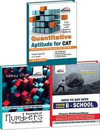 Quantitative Aptitude Simplified for CAT/ XAT/ IIFT/CMAT/MAT/Bank PO/SSC (Box Set) - Shaalaa.com