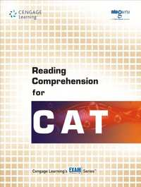 Reading Comprehension For Cat - Shaalaa.com