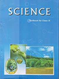 Science Textbook for Class 9