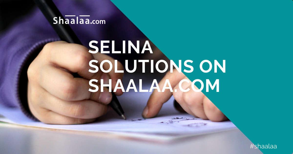 Selina Solutions for Class 10, 9, 8, 7, 6
