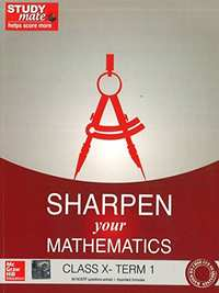 Sharpen your Mathematics - Class 10 - Shaalaa.com