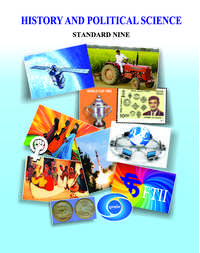 Social Science History and Political Science 9th Standard Maharashtra State Board - Shaalaa.com