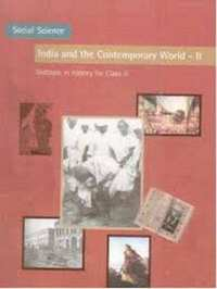 Class 10 Social Science History (India and the Contemporary World 2) - Shaalaa.com