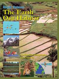 NCERT Solutions for Social Science - the Earth: Our Habitat Class 6 CBSE - Shaalaa.com