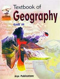 Textbook of Geography Class - 12 - Shaalaa.com