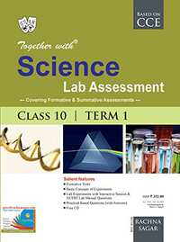Together With Lab Assessment Science - Class-10(Pack of:term 1 + term 2 ) - Shaalaa.com