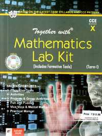 Together With Lab Kit Mathematics - 10 - Shaalaa.com