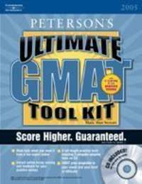 Ultimate GMAT Tool Kit 2005 w/CDRom (Peterson's Gmat Cat Success) - Shaalaa.com