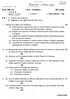 Question Paper - American Literature 2014 - 2015 - B.A. - 2nd Year (SYBA) - University of Mumbai