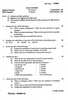 Question Paper - Export Management 2014 - 2015 - B.A. - 3rd Year (TYBA) - University of Mumbai