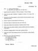 Question Paper - Urban Sociology 2014 - 2015 - B.A. - 3rd Year (TYBA) - University of Mumbai