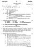 Question Paper - Business Communication 2014 - 2015 - B.Com. - 1st Year (FYBcom) - University of Mumbai