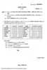 Question Paper - Financial Management 2013 - 2014 - B.Com. - 3rd Year (TYBcom) - University of Mumbai