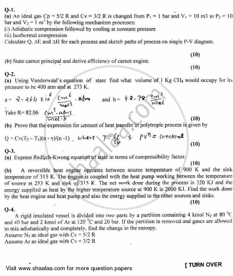 Question Paper - Chemical Engineering Economics 2011 - 2012 - B.E. - Semester 3 (SE Second Year) - University of Mumbai