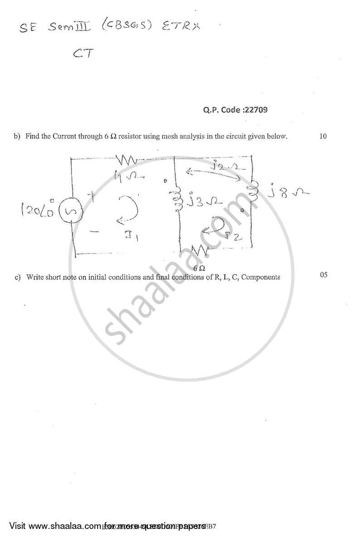 circuit theory 2017