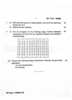 Question Paper - Digital Signal Processing for Biomedical Applications 2014 - 2015 - B.E. - Semester 6 (TE Third Year) - University of Mumbai