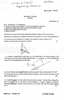 Question Paper - Engineering Mechanics 2015 - 2016 - B.E. - Semester 1 (FE First Year) - University of Mumbai