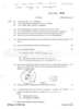Question Paper - Wave Theory and Propagation 2014 - 2015 - B.E. - Semester 4 (SE Second Year) - University of Mumbai
