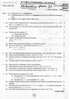 Question Paper - Mathematics 1 2014 - 2015 - B.Sc. - 1st Year (FYBSc) - University of Mumbai