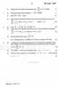 Applied Mathematics 2 2015-2016 - B.E. - Semester 2 (FE First Year) - University of Mumbai question paper with PDF download