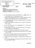 Question Paper - Algebra - 1 2014 - 2015-M.A.-Part 1 University of Mumbai