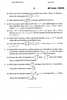 Question Paper - Analysis - 1 2014 - 2015 - M.A. - Part 1 - University of Mumbai