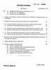 Question Paper - History of Education 2014 - 2015 - M.A. - Part 2 - University of Mumbai