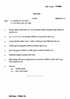 Question Paper - History of U.S.A. in the 20th Century 2014 - 2015 - M.A. - Part 2 - University of Mumbai