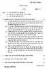 Question Paper - Modern Prose 2014 - 2015 - M.A. - Part 1 - University of Mumbai