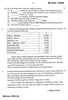 Question Paper - Advanced Cost Accounting 2015 - 2016 - M.Com. - Part 1 - University of Mumbai
