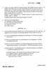 Question Paper - Direct and Indirect Taxes 2014 - 2015 - M.Com. - Part 2 - University of Mumbai