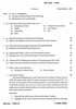Question Paper - International Marketing 2014 - 2015 - M.Com. - Part 2 - University of Mumbai