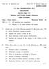 Question Paper - Philosophy Special Paper 4- Thinkers and Textual Studies (Western) 2012 - 2013 - B.A. - 3rd Year (TYBA) - University of Pune