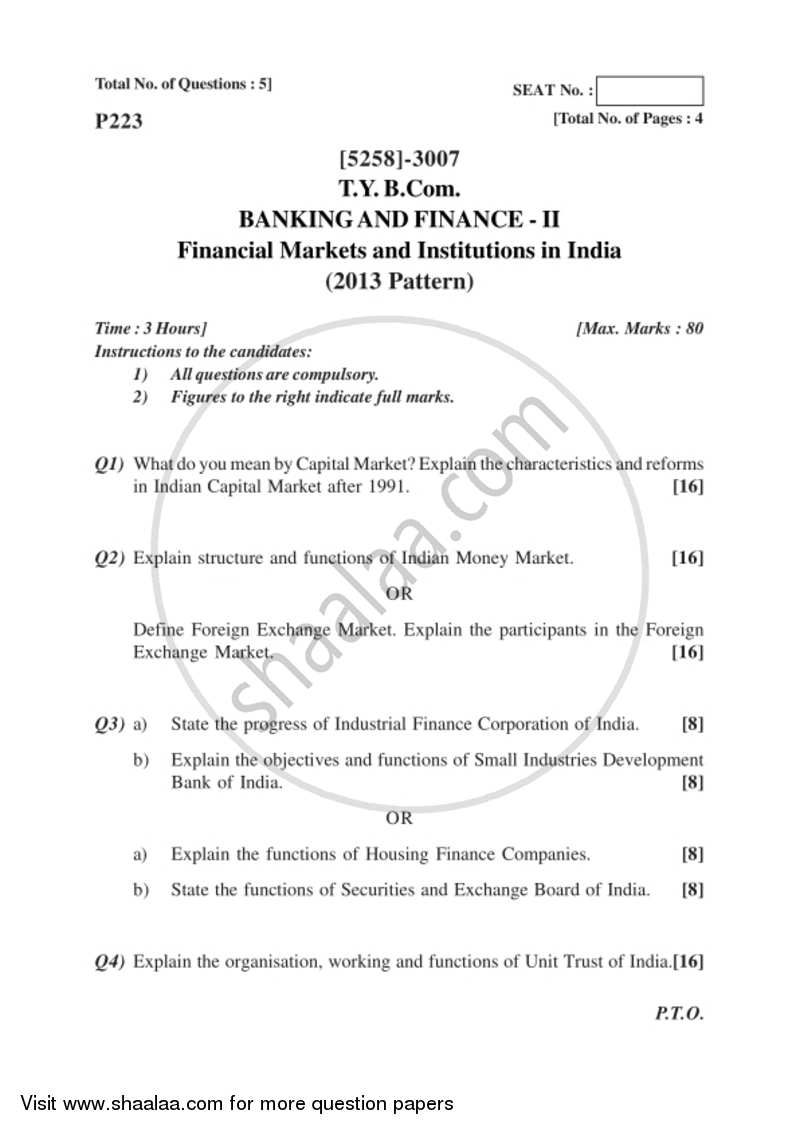 Financial institutions in india pdf files