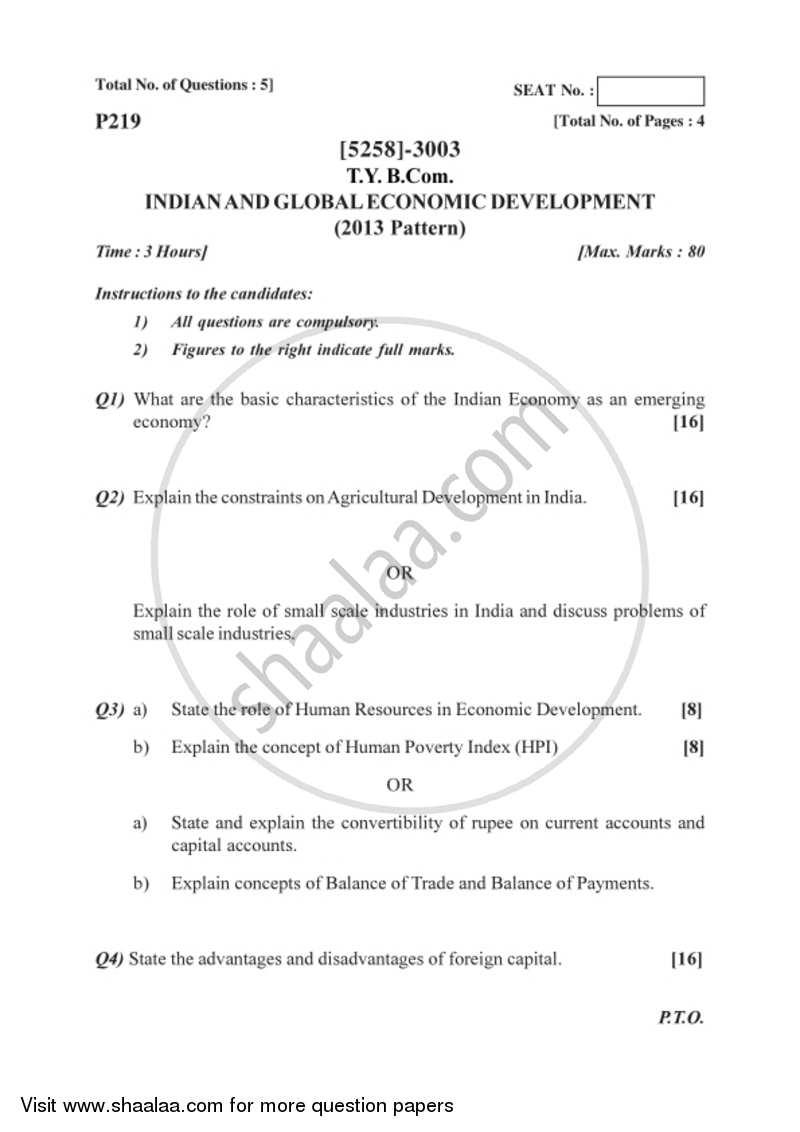 Global patterns of development pdf