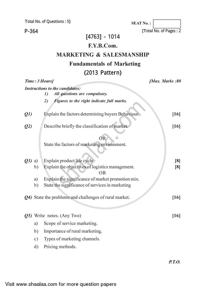 motheo examination paper 2o14 marketing