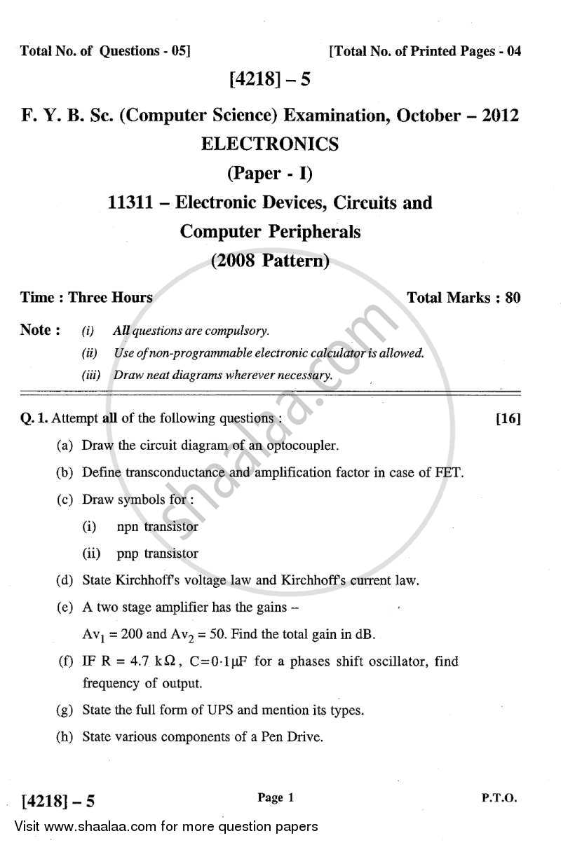 electronic final exam paper Electronic discovery final exam professor todd cheesman massachusetts school of law student number _____ may 9, 2012 essay exam.