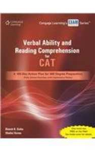 Verbal Ability and Reading Comprehension for CAT: A 100-Day Action Plan for 360 Degree Preparation (Fully Solved Exercises with Explanatory Notes) - Shaalaa.com
